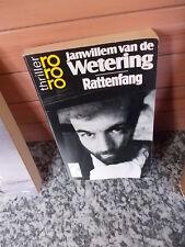 Rattenfang, ein Thriller von Janwillem van de Wetering, aus dem rororo Verlag