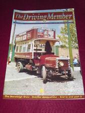 THE DRIVING MEMBER - STONELEIGH SHOW - Nov 1997 v34 #5
