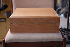 solid oak wood coin storage box for NGC grade coins fit 75 coins