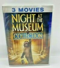 Night at the Museum 1 2 3 Collection 3 movies 2017 DVD  NEW  SEALED