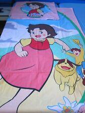 2 tlg Kinderbettwäsche Heidi rosa Kinder Bettwäsche bed linen