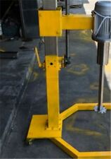 Manual Lifting Basement Mixer Disperser Emulsifying High Shear Mixer 1.5KW