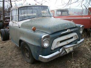 54 55 56 58 59  Ihc International 1 ton A130 pickup truck hot rat rod road 57