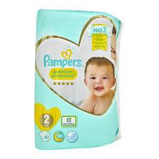 41 Stück Pampers Premium Protection Größe 2 Mini 4-8kg Windeln new baby