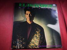 "T3-91 EL DeBARGE Real Love .. 12"" SINGLE .. 1989 .. MOT-4618"