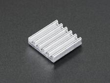 Adafruit Mini Aluminum Heat Sink for Raspberry Pi - 13 x 13 x 3mm [ADA3084]