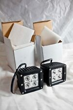 20w LED 4x4 spot lights offroad landrover suzuki Pair - 2no. New boxed