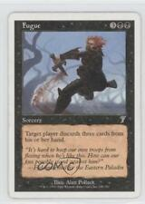 2001 Magic: The Gathering - Core Set: 7th Edition #137 Fugue Magic Card 1g9