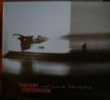 THIEVERY CORPORATION SOUNDS FROM THE HI FI MINT CHILL OUT LOUNGE TRIP HOP CD