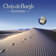 "CHRIS DE BURGH ""FOOTSTEPS"" CD NEU"