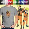 Naruto Uzumaki Shippuden Anime Manga Ninja Hokage Unisex Kids Tee Youth T-Shirt