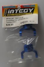 Vintage New In Package Team Integy T 8622 BLUE F/R Upright for Tamiya CR 01