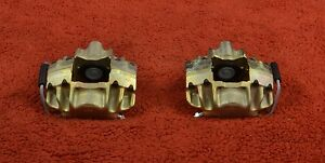 PORSCHE 356C 356SC 901 911 Factory 1964-65 Rear Disk Brake Calipers Bremszangen