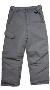 Roebuck & Co. Boys'  Snow Pants, Size: 8,  Silver  -