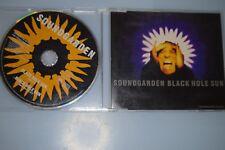 Soundgarden – Black Hole Sun. CD-SINGLE PROMO