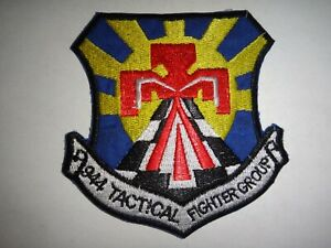 USAF Patch 944th TACTICAL FIGHTER GROUP 10th Air Force