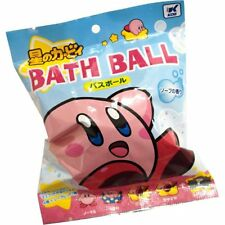 Nintendo Kirby Figure / Toy in The Fizzy Bath Salt Ball / Bomb 1 Pack