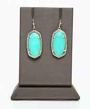 Teal Earrings 5052 Kendra Scott Dani Gold