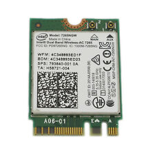 Intel Dual Band Wireless-AC 7265 7265NGW 802.11ac BT 4.0 Mini-PCI E Wifi Card