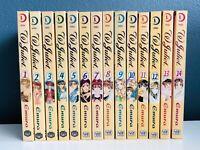 W Juliet Volumes 1-14 Emura English Manga Anime Complete Set English Rare