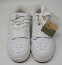 2c3d0e605d Sneaux Mens Size 5 White Leather Skateboard Shoes
