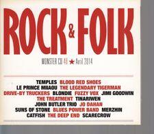 CD ALBUM ROCK & FOLK / MONSTER CD N° 46