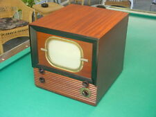 Vintage 1940's Tele-Tone Model 249 Table Top 10� Tv