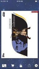 Topps Star Wars Digital Card Trader Purple Battle For Republic Mace Windu Insert