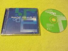Depeche Mode Remixes 81.04  CD Album ft Underworld Goldfrapp Air Portishead