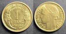 1 Franc MORLON, 1939 SUP