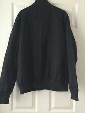 Men's Topman black bomber jacket size M