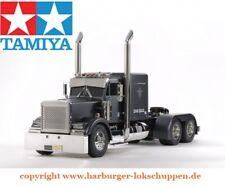 1:14 Tamiya 300056356 RC Truck Zugmaschine Grand Hauler Matte Black Ed. Bausatz