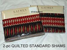 Ralph Lauren LAUREN HERITAGE BATIK 2-piece Quilted Standard Sham