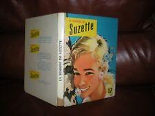 ALBUM RELIE LA SEMAINE DE SUZETTE N°17 DU 49 AU 60 ANNEE 1958