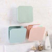 Makeup Holder Bathroom Storage Organization Switch Box Container for Home Wall S
