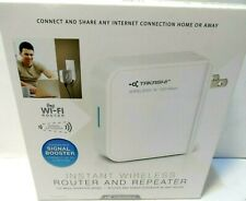 Takashi Instant Wireless Router and Repeater Sealed...see photos
