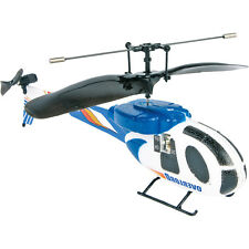 Toys & Hobbies Gyro Xtreme Sky Aviator S305 3.5 Kanal Hubschrauber Blau Mit Fernbedienung Neu