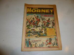 THE HORNET Comic - No 93 - Date 19/06/1965 - UK Paper Comic