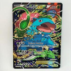 Venusaur EX XY123 - Generations Promo - Pokemon Card - LP