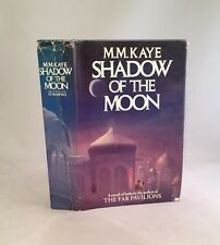 Shadow Of The Moon-M. M. Kaye-SIGNED!!-TRUE First U.S. Edition/1st Printing-RARE