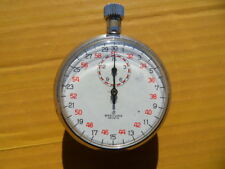 Vintage SWISS BREITLING 7 Jewels Manual Stopwatch