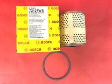 NEW OEM Engine Oil Filter-Workshop Oil Filter Bosch 72127WS
