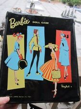 Vintage1961 Barbie Doll & Animal Print Faux Fur Coat/Jacket Leopard Clothing