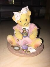"Cherished Teddies ~ Ava ~ ""You Make Me Feel Beautiful Inside"" ~ Avon Exc. ~ 1998"