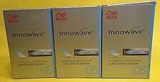 Wella Innowave GS hellergefärbtes, gesträhntes Haar 3X 4 tlg. Set