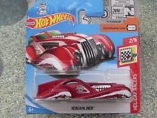 Hot Wheels 2018 #051/365 Screamliner Rojo Holiday Corredores