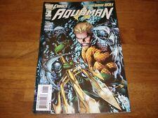 The New 52- Aquaman (2011) Dc - #1, Clean