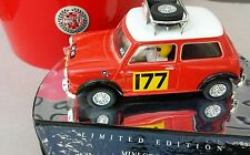 SCX VINTAGES 60730 Mini Cooper 1275S Rally