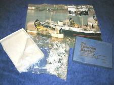THE THAMES BARRIER, 750-piece jigsaw puzzle in sealed bag, London flood defences