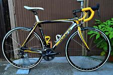 Scott Addict RC Dura carbonio road bike Ace 6.7Kg CARBON RUOTE 56cm RRP £ 5600
